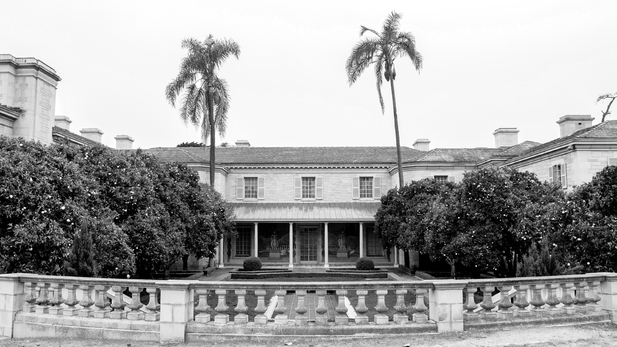 The Clark Estate, Santa Barbara
